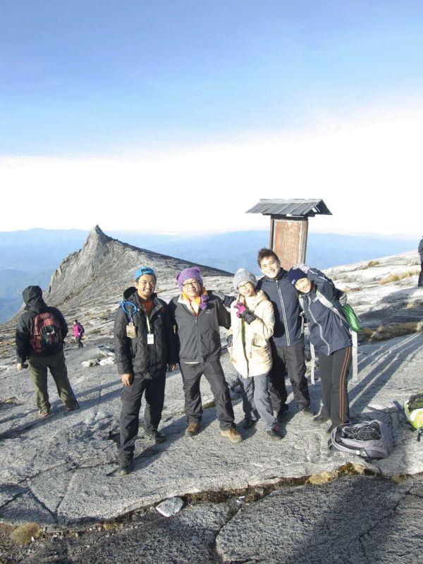 Gunung Kinabalu 2015