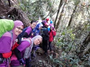 Gunung Kinabalu 2018
